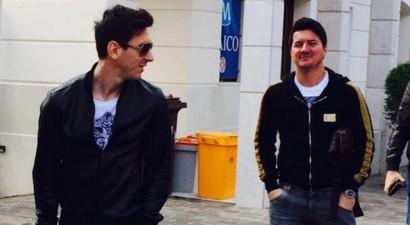 Συνελήφθη για οπλοκατοχή ο αδερφός του Λιονέλ Μέσι