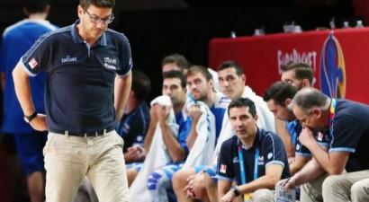 Παραμένει στον πάγκο της Εθνικής μπάσκετ ο Κατσικάρης
