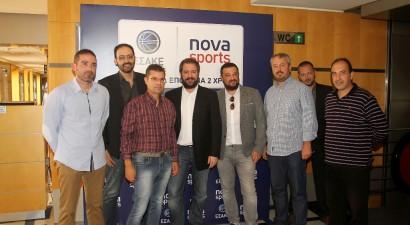 Ωραία δουλειά της NOVA με αφορμή την έναρξη της Basket League