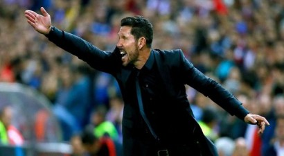 Ο Σιμεόνε ήθελε τη νίκη στο ντέρμπι της Μαδρίτης