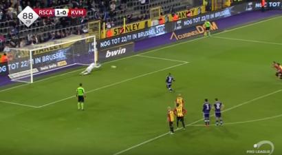 Βίντεο: Βέλγος τερματοφύλακας απέκρουσε τρία πέναλτι, αλλά η ομάδα του δεν… νίκησε!