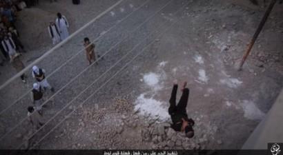 Το Ισλαμικό Κράτος πέταξε ακόμα έναν ομοφυλόφιλο από ταράτσα