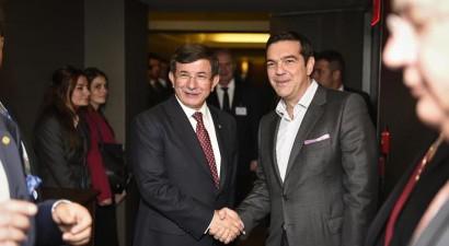 """""""Πρώτα λύση του Κυπριακού και μετά επίσκεψη στην Κύπρο"""""""
