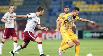 Δεν τα κατάφερε ο Αστέρας, έχασε 1-0 στην Πράγα