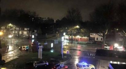 Γαλλία: Ομηρία σε σπίτι και δεκάδες πυροβολισμοί στην πόλη Ρουμπέ
