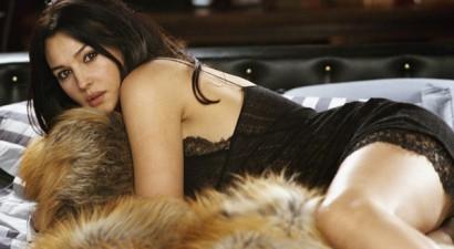 Η Μόνικα Μπελούτσι απαντά στο ερώτημα «τι βρίσκεις πιο σέξι πάνω σου;»