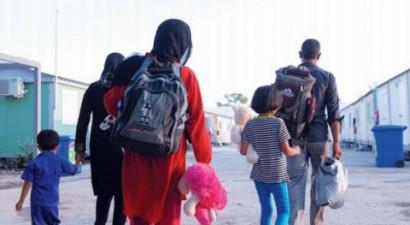 Ως τα τέλη του 2016 το κέντρο προσφύγων στον Ελαιώνα