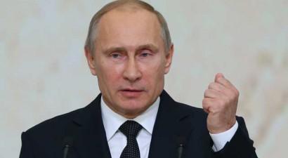 Ο Πούτιν αυξάνει τη δύναμη πυρός και προειδοποιεί την Τουρκία