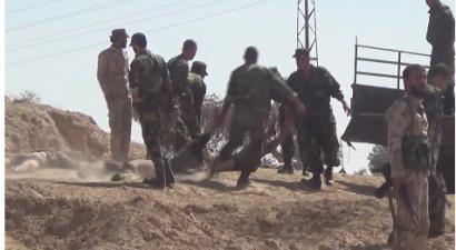 Οι Ρώσοι έκαψαν ζωντανούς 600 τζιχαντιστές στη Συρία