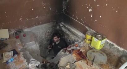 Βρέθηκε μυστικό υπόγειο τούνελ του Ισλαμικού Κράτους στο Ιράκ (φωτο)