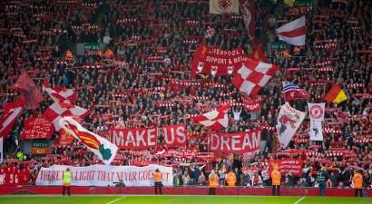 Λίβερπουλ: Ομαδική αποχώρηση των οπαδών από το γήπεδο
