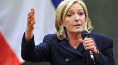 Η Λεπέν καταγγέλλει ότι δέχεται απειλές από τον ISIS