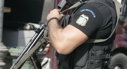 Στα χέρια της αστυνομίας ο διαβόητος «Τσάκι Τσαν»