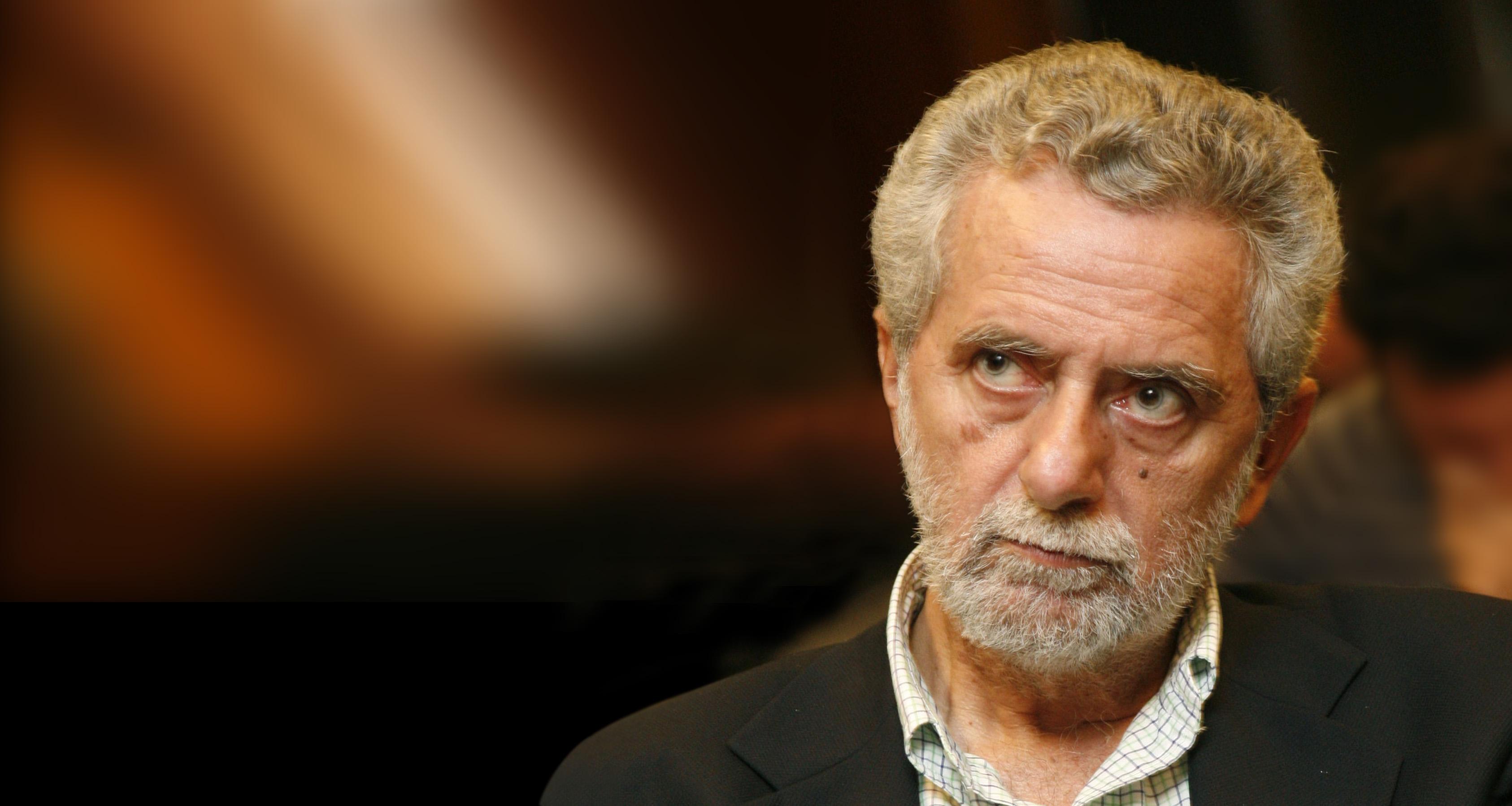 Ο Θοδωρής Δρίτσας, βουλευτής ΣΥΡΙΖΑ