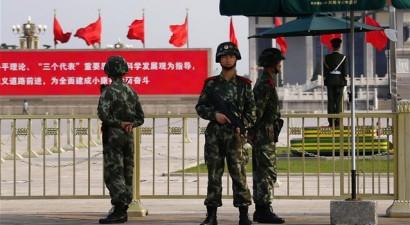 "Aμοιβή 15.200 δολαρίων σε όσους ""καρφώνουν"" τρομοκράτες δίνει η Κίνα"