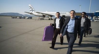 Διήμερη επίσκεψη Τσίπρα στην Τεχεράνη - Στο επίκεντρο η ενέργεια