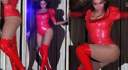 «Φωτιά» στα κόκκινα η Μπιγιονσέ: Δείτε πόσα σέξι κορμάκια άλλαξε στη συναυλία της (εικόνες)
