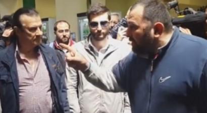Άγριο κράξιμο σε βουλευτές του ΣΥΡΙΖΑ: Ξεφτιλισμένοι  και κατσίκια σαν δεν ντρέπεστε (βίντεο)