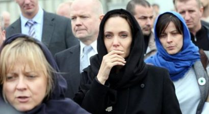Έχασε τον τίτλο της πρέσβειρας του ΟΗΕ η Τζολί: Ποια διάσημη ηθοποιός της τον  «έκλεψε»