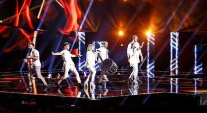H πρώτη πρόβα της ελληνικής συμμετοχής στη Eurovision (βίντεο)