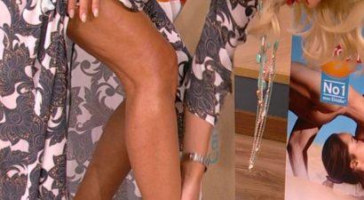 Τα πιο σέξι πλάνα δίνει στον σκηνοθέτη η Ελένη: Δείτε τι έγινε όταν αλείφτηκε με λάδι (βίντεο)