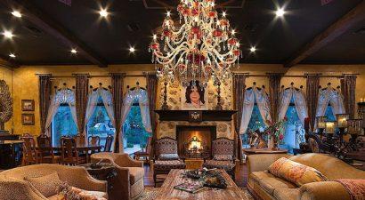 Στο σφυρί έναντι 9,5 εκ. η «Thiller villa» του Μάικλ Τζάκσον (εικόνες χλιδής)
