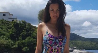 Εύη Βατίδου: Αναστάτωσε το Instagram με τα μαγιό της