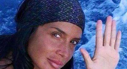 Αγνώριστη η Πάολα: Η πρώτη εικόνα μετά την εξαφάνισή της