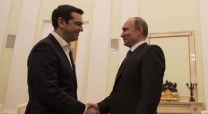 """""""Η Ελλάδα είναι σημαντικός εταίρος της Ρωσίας στην Ευρώπη"""""""
