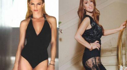 Ποια το φόρεσε καλύτερα; Με το ίδιο σέξι φόρεμα Παπαρίζου-Παπαδημητρίου (εικόνες)