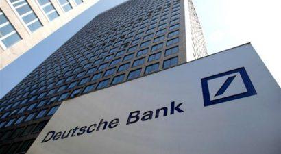 """""""Η Deutsche Bank είναι η μεγαλύτερη απειλή για την παγκόσμια οικονομία"""""""