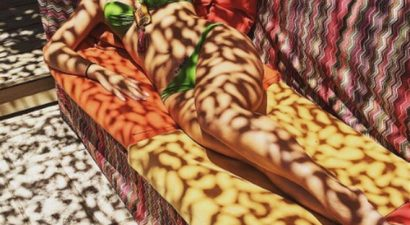 «Mπούτι-λιάριασμα» στο Instagram προκάλεσε το σώμα παρουσιάστριας χωρίς ρετούς (εικόνα)