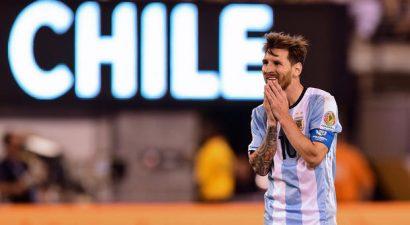 Copa America: Η κατάρα του Μέσι, το σήκωσε η Χιλή στα πέναλτι (βίντεο)