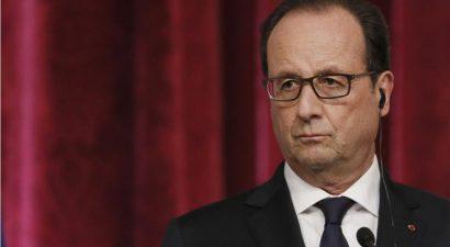 """Ο Ολάντ λέει """"όχι"""" σε δημοψήφισμα για την παραμονή στην Ε.Ε."""