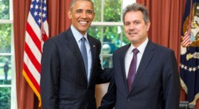 H Ελλάδα θα βγει πιο ισχυρή από την κρίση, το μήνυμα  Ομπάμα