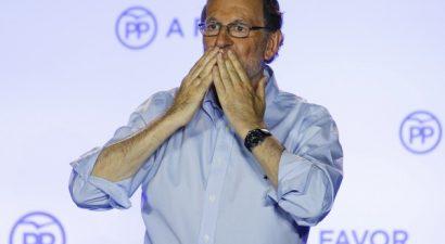 Νικητής των εκλογών στην Ισπανία ο Ραχόι