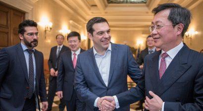 Στην Κίνα για επενδύσεις ο Τσίπρας