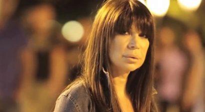 Αγνώριστη και πρησμένη η Χριστίνα Μαραγκόζη σε τηλεοπτική της εμφάνιση μετά από καιρό (βίντεο)