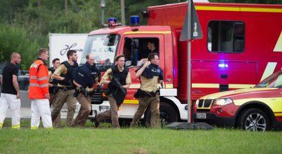 Πυροβολισμοί σε εμπορικό κέντρο στη Γερμανία