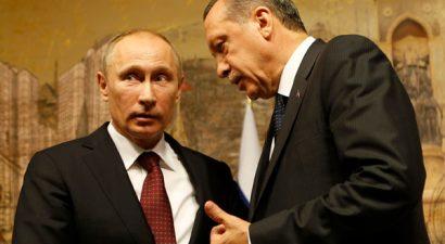 Συνάντηση Πούτιν - Ερντογάν στις 9 Αυγούστου στη Ρωσία