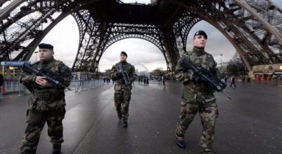 Ο Ολάντ δημιουργεί Εθνοφρουρά για να αντιμετωπίσει τους τζιχαντιστές