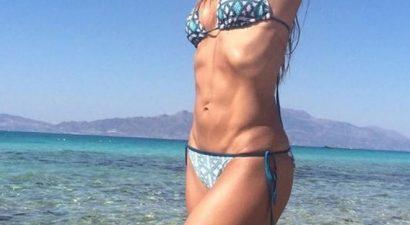 H πιο σέξι μαμά της ελληνικής showbiz (εικόνα)