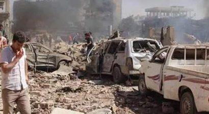 Βομβιστική επίθεση του ISIS με 44 νεκρούς στη Συρία