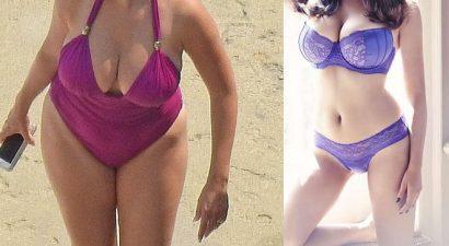 Aπίστευτο: Το real σώμα γνωστής ηθοποιού (εικόνες)