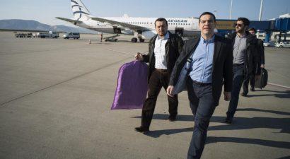 Eπίσκεψη Τσίπρα στη Βουλγαρία