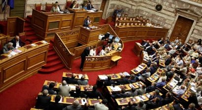 Υπερψηφίστηκε ο εκλογικός νόμος