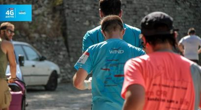 Στη μεγάλη γιορτή του ορεινού τρεξίματος η WIND (φωτο)
