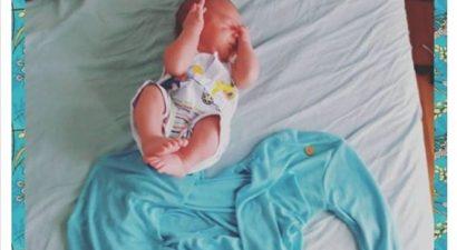 «Σαρώνουν» στο διαδίκτυο οι φωτογραφίες του νεογέννητου Βουτσά junior (εικόνες)