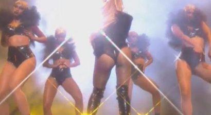 Με λιγοστά ρούχα ο εκρηκτικός χορός της Μπιγιονσέ (βίντεο)