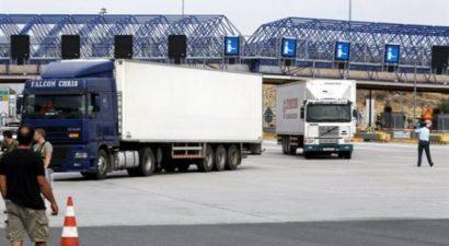 Τσουχτερά πρόστιμα για φορτηγά που θέλουν να γλιτώσουν τα διόδια